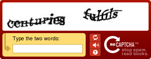 Screenshot Captcha